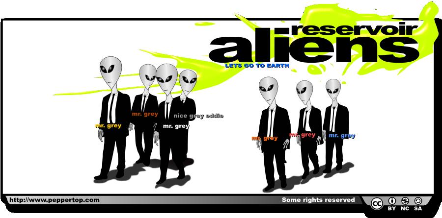 Reservoir Aliens