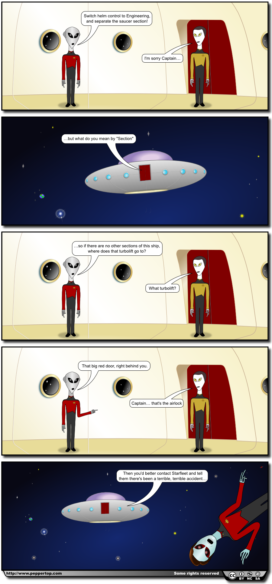 The Next Generation of Starship Design