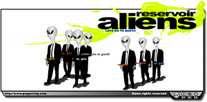 Reservoir Aliens (French)