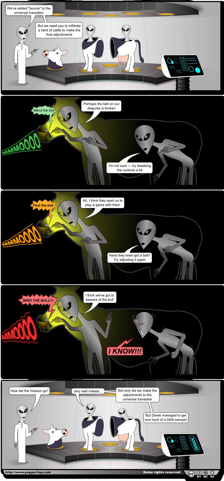 Mooniversal Translator
