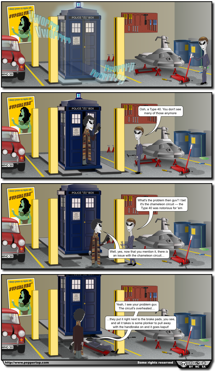 The Mechanics Of Time Travel