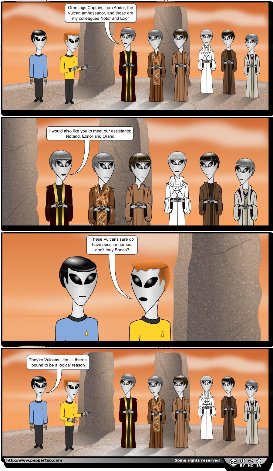 Vulcanymity
